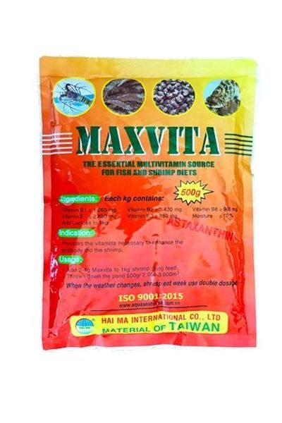 Maxvita (chống sốc, giải độc gan, cấp cứu tôm nổi đầu)