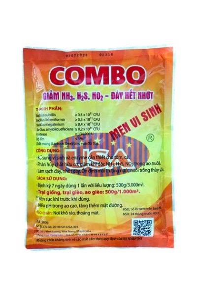 Combo Men vi sinh ( vi sinh xử lý đáy và nước-giảm NO2)