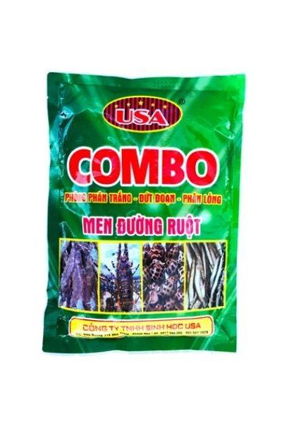 Combo Men đường ruột (phòng phân trắng, trị phân lỏng, phân đứt khúc)