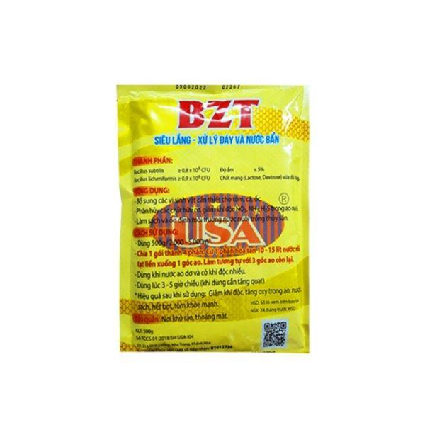 BZT (vi sinh siêu lắng, xử lý đáy và nước bẩn)