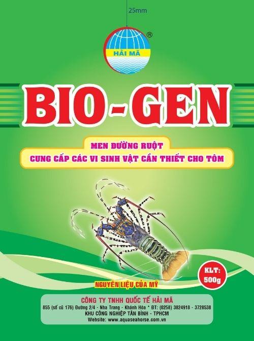 Bio-Gen (phòng phân trắng, trị phân lỏng, phân đứt khúc)