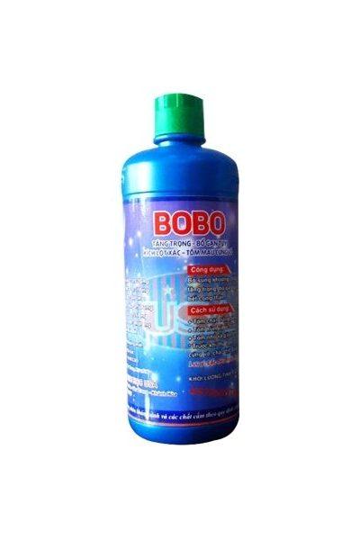 BoBo (tinh khoáng, siêu tăng trọng, bổ gan tụy, kích lột, mau cứng vỏ)