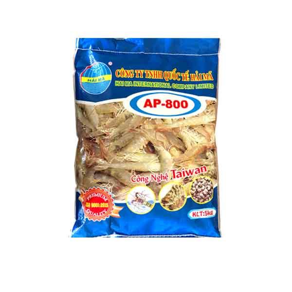 AP-800 (khoáng tăng kiềm, lắng tụ sạch nước, kích lột mau cứng vỏ)