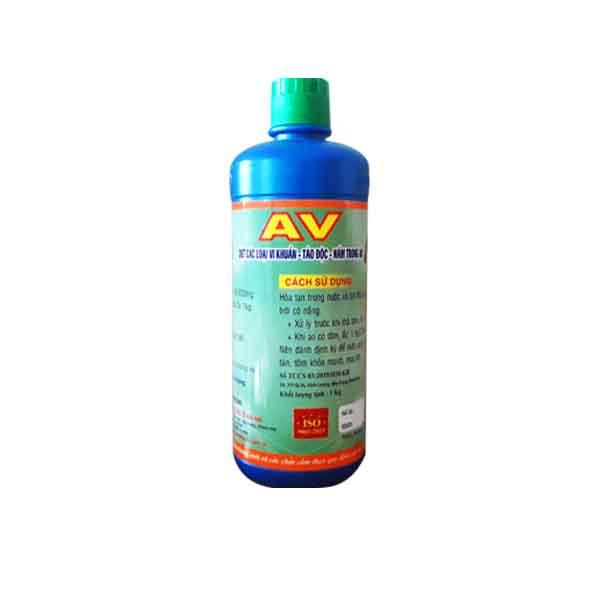 AV (diệt nấm độc và tảo độc)
