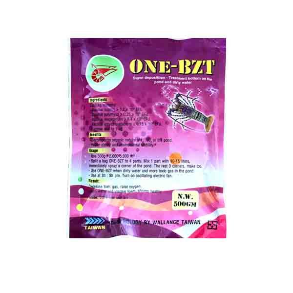 One-BZT (vi sinh siêu lắng-xử lý đáy và nước bẩn)