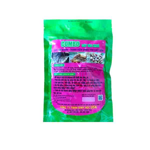 Combo gây tảo (vi sinh gây màu tảo khuê nhanh)