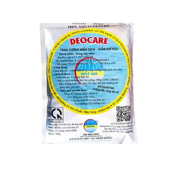 DeocareDeocare xử lý khí độc