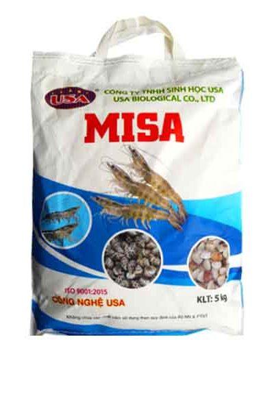 Misa (khoáng tăng kiềm, lắng tự sạch nước, kích lột)