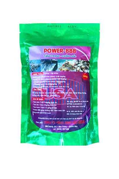 Power-888 (tăng trọng, giảm sốc, giải độc gan, nông to đường ruột)